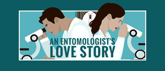 A Note from the Artistic Director | An Entomologist's Love Story