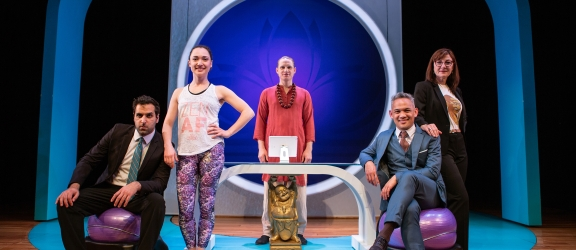 San Francisco Playhouse brings 'Yoga Play' to Laguna Playhouse