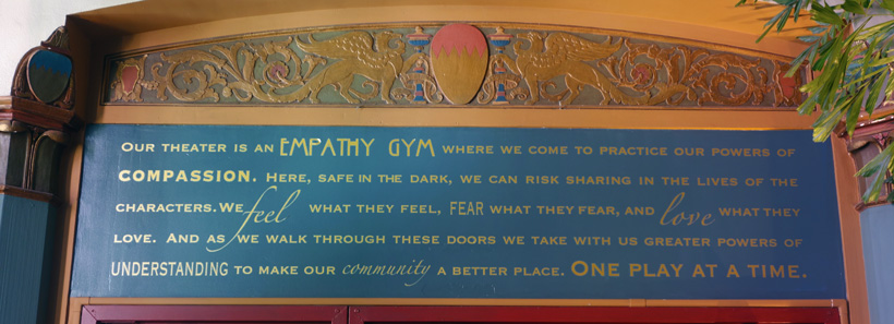 From the Empathy Gym | The Antipathy Gym