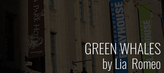 Play Reading: Green Whales by Lia Romeo