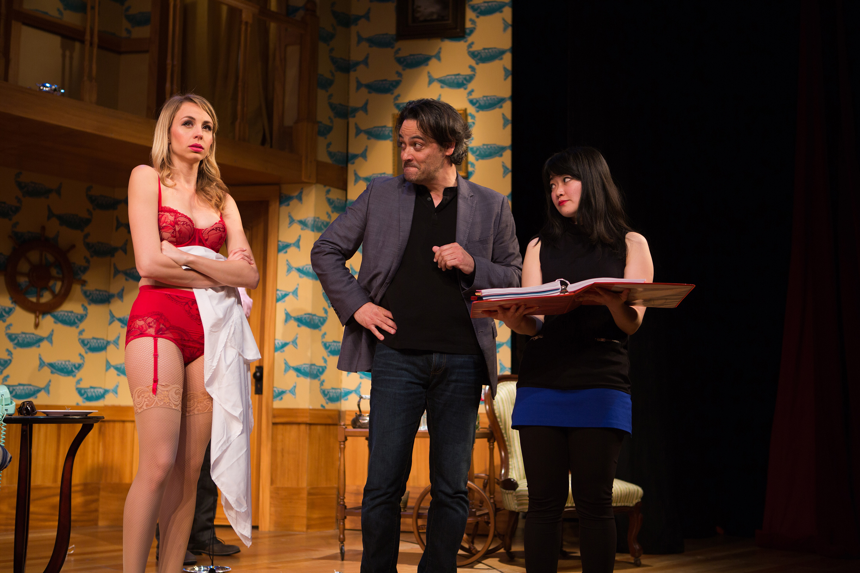 Noises Off Play Tickets At San Francisco Playhouse