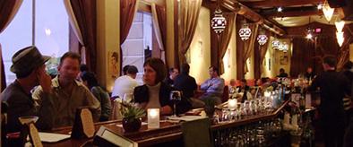 Soluna Cafe Lounge Mcallister Streetsan Francisco Ca