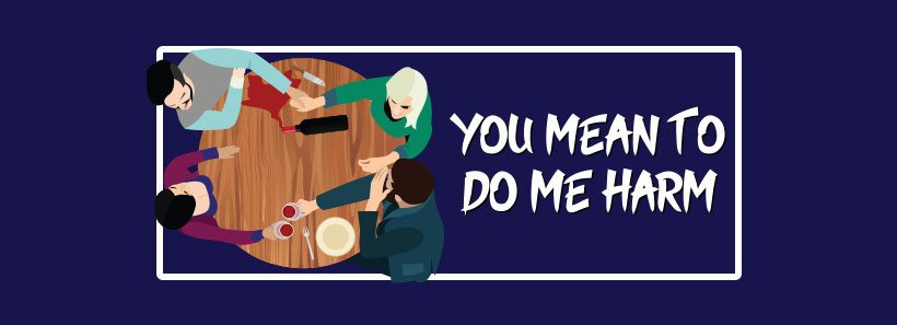 Post-show discussions announced for 'You Mean to Do Me Harm'