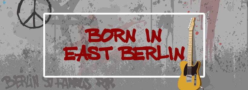 Born in East Berlin play