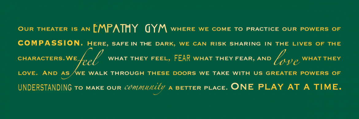 Notes from the Empathy Gym – March 2021