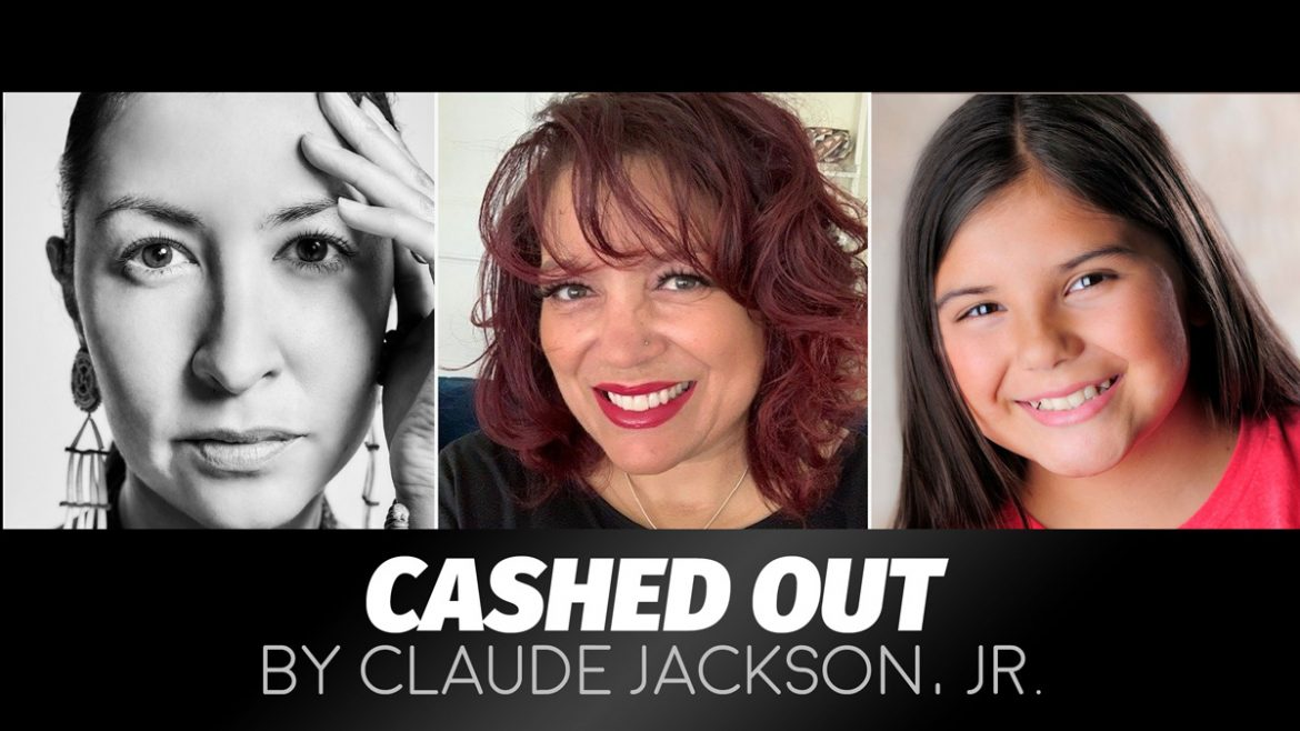 Cashed Out by Claude Jackson, Jr. – Zoomlet
