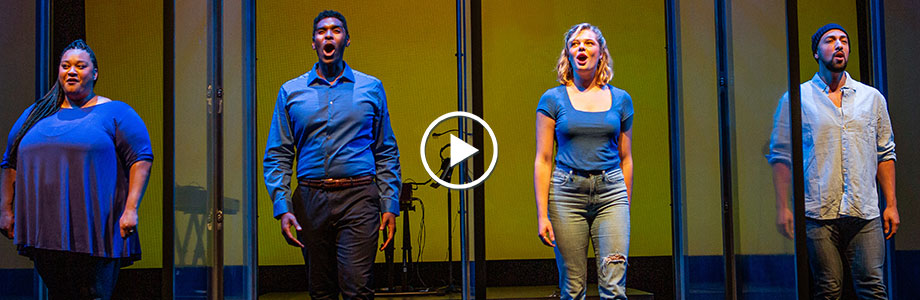 Songs for a New World at San Francisco Playhouse
