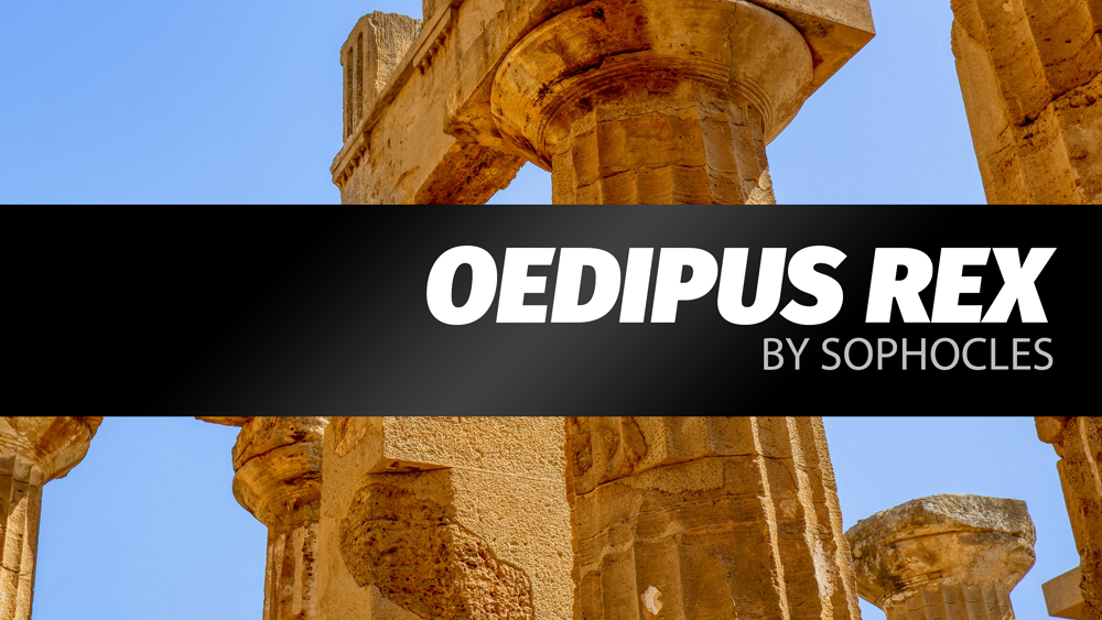Oedipus Rex by Sophocles – Zoomlet