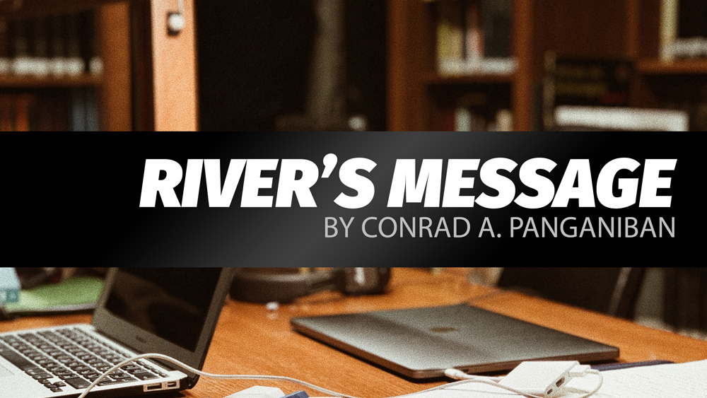 River's Message by Conrad A. Panganiban – Zoomlet