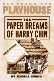 The Paper Dreams of Harry Chin by Jessica Huang