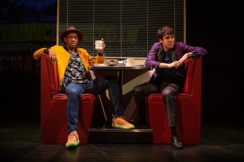 The Song of Summer at San Francisco Playhouse - Photo by Jessica Palopoli
