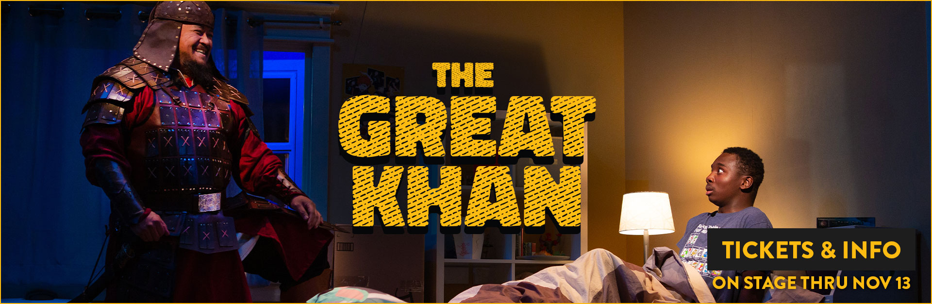 The Great Khan